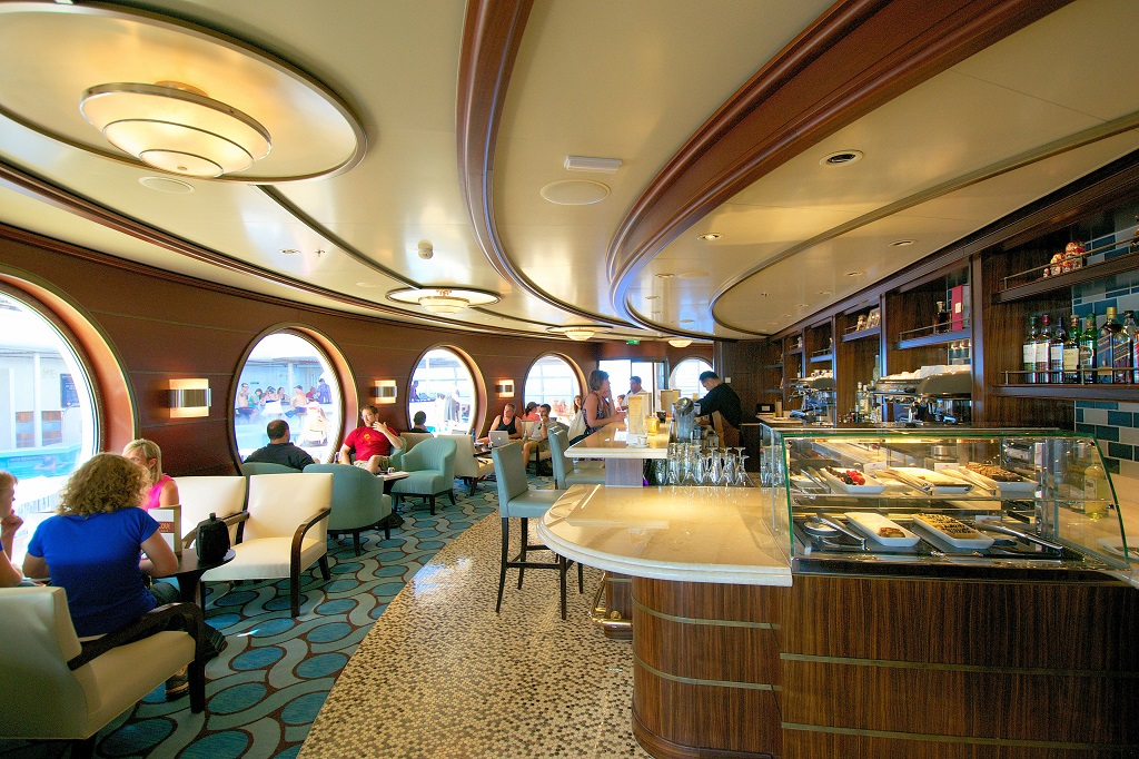 Cove Caf 233 On Disney Fantasy