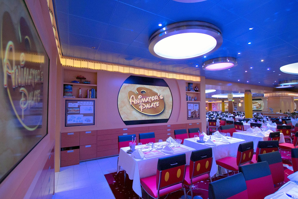 Animator S Palate On Disney Fantasy
