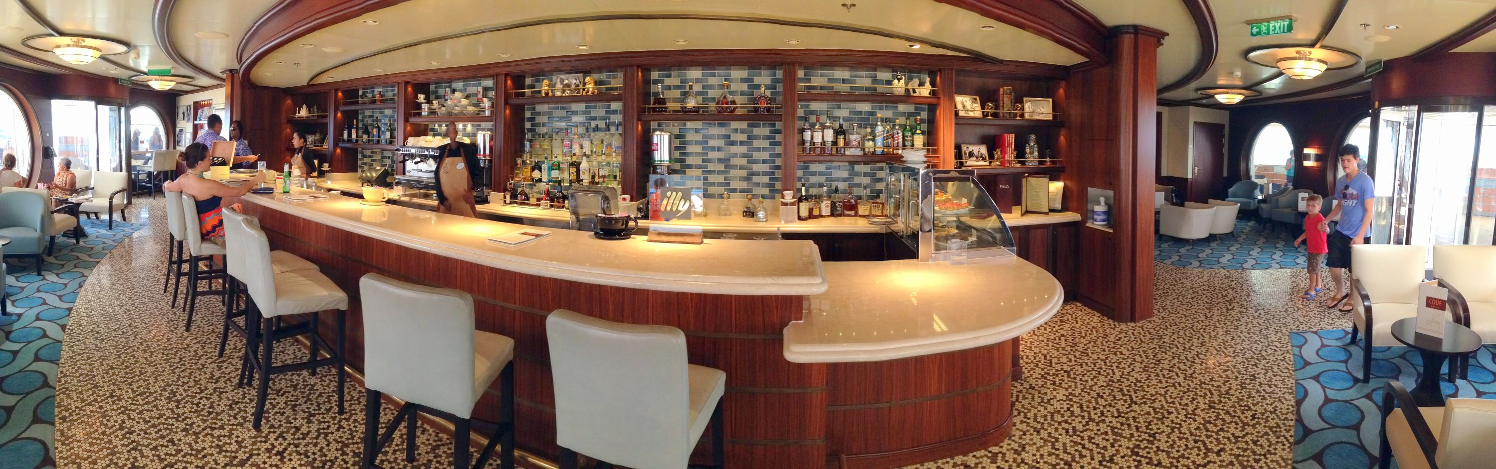 Cove Caf 233 On Disney Dream