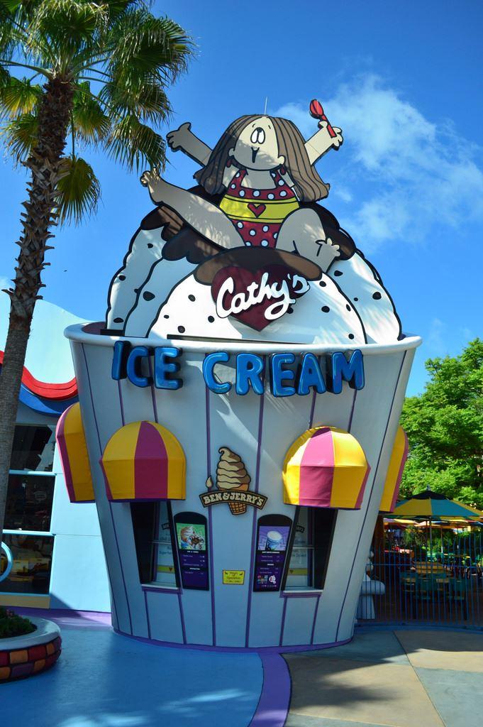 Cathy S Ice Cream