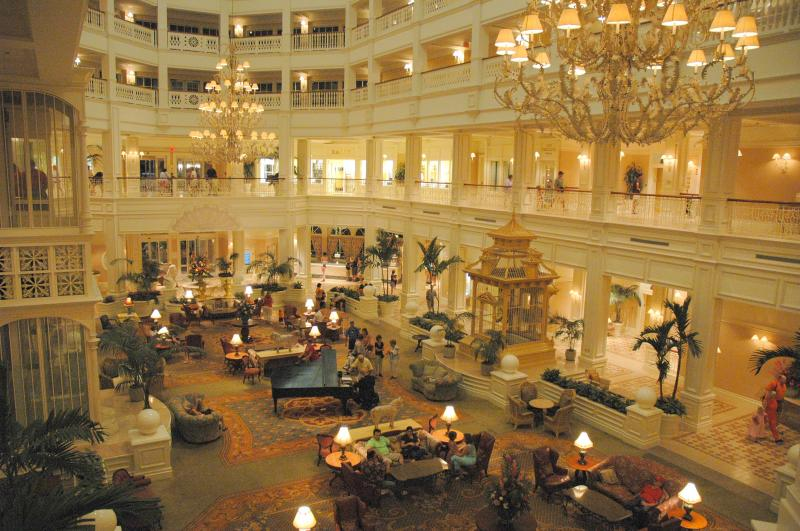 Disney S Grand Floridian Resort Amp Spa