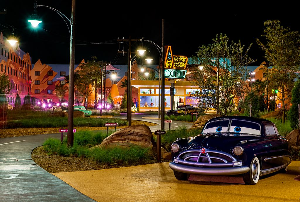 Themed Hotels Near Disney World