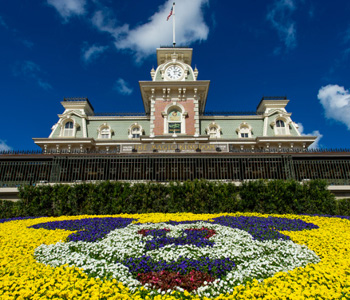 magic kingdom disney world touring plans crowd calendar wait