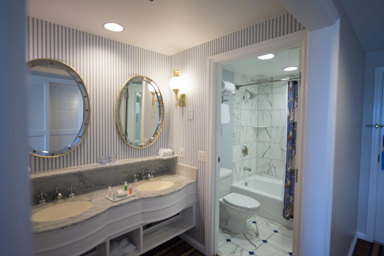 disney boardwalk bathroom choice image