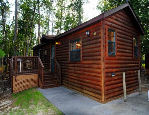 The Cabins At Disney S Fort Wilderness Resort