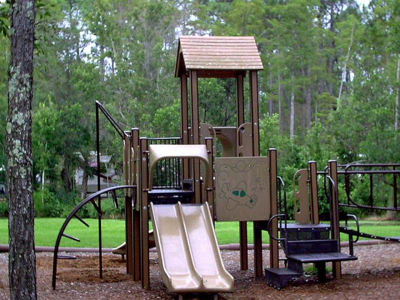 Playground at meadow recreation area 2