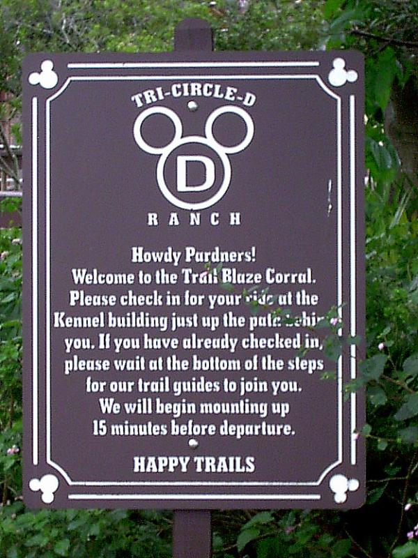 Tri circle d   sign greeting riders