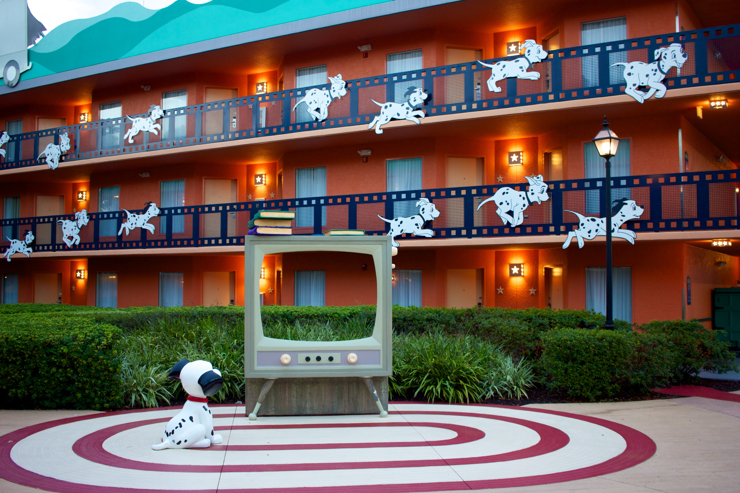 Disneys AllStar Movies Resort