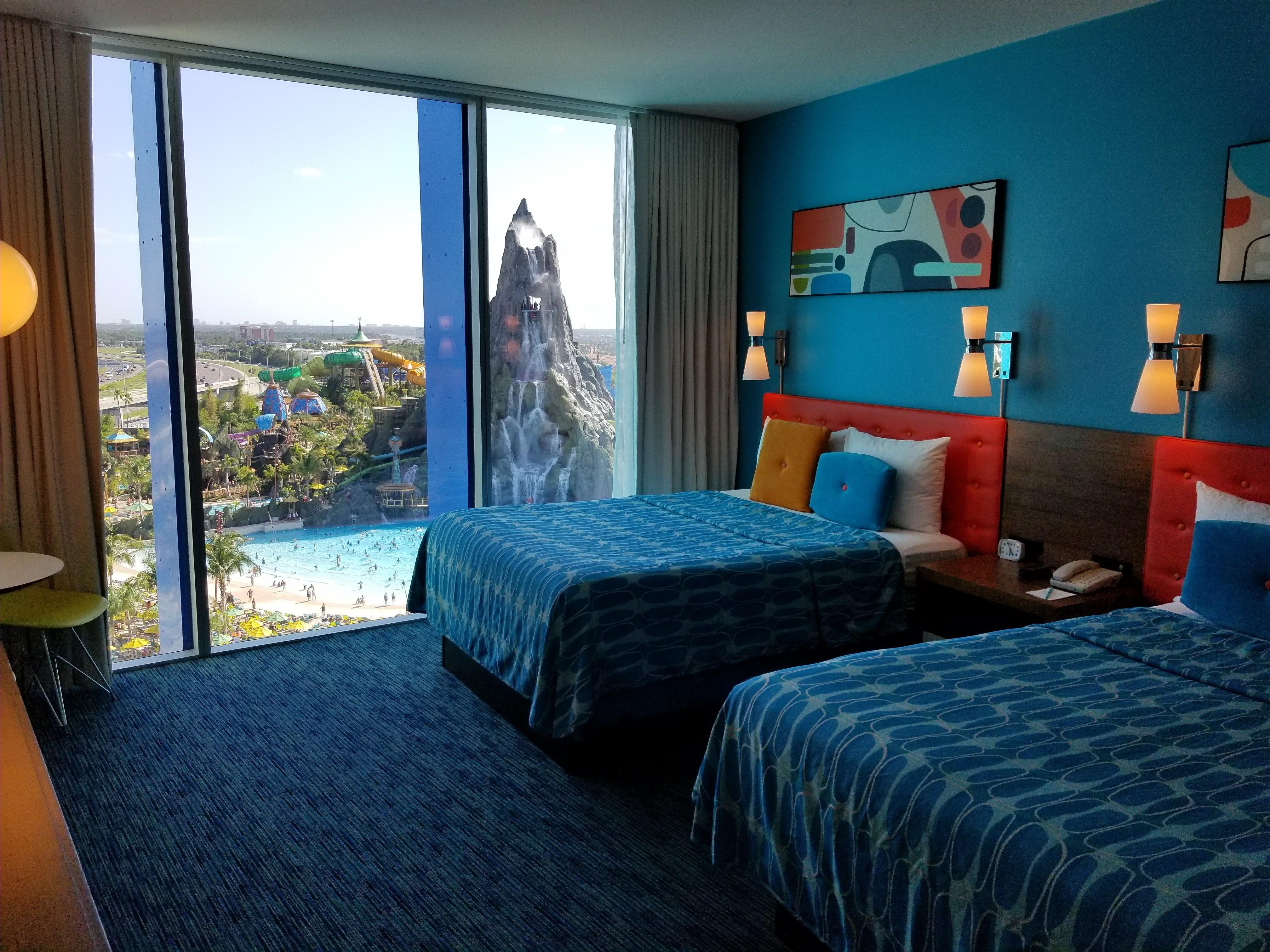 Hotel Cabana Bay Orlando